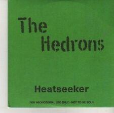 (CV49) The Hedrons, Heatseeker - 2007 DJ CD