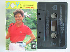 FRANCES YIP GOLF IS A MARVELLOUS GAME SUPER RARE CASSETTE TAPE