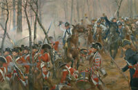 """""""Battle of Guilford Courthouse"""" by Don Troiani"""
