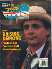 Doctor Who Magazine No.156 WEB PLANET