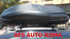BOX AUTO PORTASCI BAULE G3 REEF 580+BARRE PORTATUTTO G3 DACIA DUSTER 2016