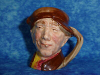 "Rare 1946 ROYAL DOULTON Miniature Character Jug ""Pearly Boy"" 'Arry FREE UK P&P!"