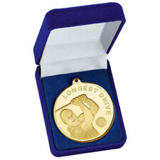 Personalised Engraved Frosted Glacier Medals Great Player Team Award