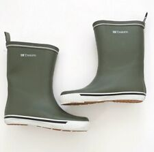 ‼️Tretorn Eco Ortholite Green Rubber Rain Boots‼️