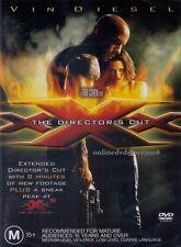 xXx (Vin DIESEL Asia ARGENTO Samuel L. JACKSON) Director's Cut Film DVD NEW Reg4