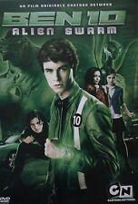 Ben 10. Alien swarm DVD
