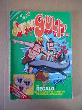 SUPERGULP Fumetti in TV n°26 1978 L' Uomo Ragno Fantastici 4 Nick Carter [G254A]