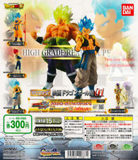 Dragon Ball Super Movie HG 01 Gashapon Frieza SSGSS Goku Vegeta Gotenks Set 4pcs