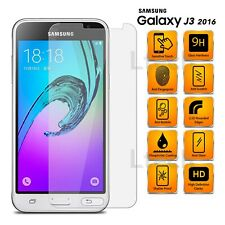 100% Genuine Tempered Glass Screen Protector For Samsung Galaxy J3, 2016