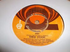 "TERESE STEVENS "" JODY / AND HOW "" 7"" SINGLE VG 1975 PINNACLE RECORDS P 8414"