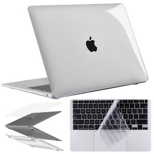 """For 2020 MacBook Air Pro 13"""" M1 A2337 A2338 Hard Case Cover Keyboard Protector"""
