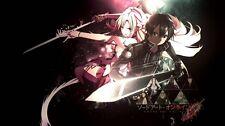 "Sword Art Online SAO ALO Japan Anime  Poster 24"" x 13"" Decor 36"