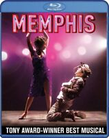 New: MEMPHIS - The Original Broadway Production Blu-ray