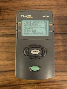 Fluke NetTool 10/100 Inline Network Connectivity Tester