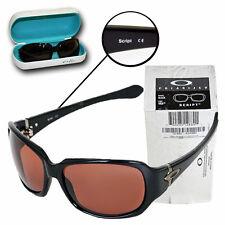 OAKLEY Script Polarized Black Lens VR28 lunettes de soleil noir – polarisées