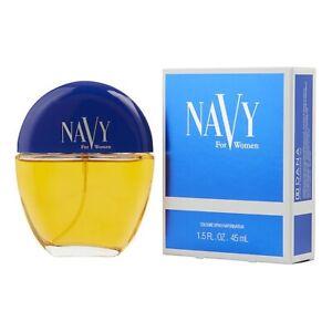 NAVY for WOMEN by DANA * 1.5 oz. (45 ml) Cologne Spray * NEW & SEALED