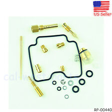 Carburetor Carb Rebuild Kit Repair Fits Yamaha YFM400 Big Bear 400 2000-2012