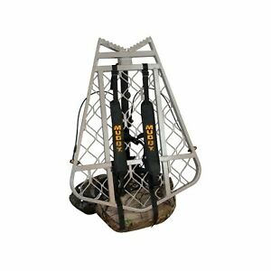 Muddy Treestand Backpack Straps, Black