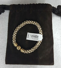 Michael Kors Mesh Gold Tone Bracelet MKJ4782710 Agsbeagle SALE