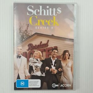 Schitt's Creek Series 6 DVD - 2 Discs - Region 4 - TRACKED POSTAGE