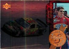 1997 UPPER DECK ROAD TO THE CUP MILLION DOLLAR MEMOIRS CARD MM8 JEFF GORDON