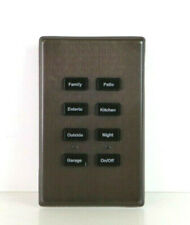 Vantage 8 Button Custom RPTouch Keypad (Bronze) RP Touch 783