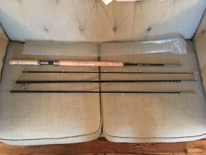 """TFO TiCr 12wt 12'0"""" Fly Rod  New 4 pc temple fork outfitters"""