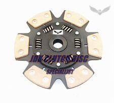 JDK 03-12 ACCORD & TSX 2.4L STAGE3 PERFORMANCE RACE CLUTCH DISC 24SP K24