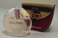 Chris Adams Active Woman Designer 100ml Perfume/EDP/Fragrance RRP £38.50 Gift