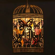 Kliving Pappillon 20cm Cream Butterfly Non Electric Pendant Light Shade