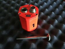 Acoustic and seismic Sensor (1) For Delsar Search and Rescue Life Detector