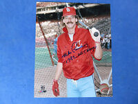 MIKE RAMSEY SIGNED SIGNED 8x10 PHOTO ~ 1982 CARDINALS WS CHAMPS ~