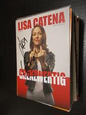68954 Lisa Catena TV Musik Fernsehen original signierte Autogrammkarte