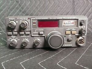 Kenwood TR-9000 2-Meter All-Mode Transceiver - Working