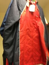 NIKE RAIN JACKET In small MENS 34/36 AT £15 IN  RED /NAVY GENEROUS SIZE