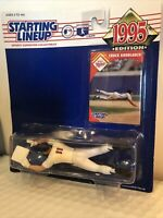 Starting Lineup 1995 Chuck Knoblauch Twins MLB Baseball Kenner Action Figure