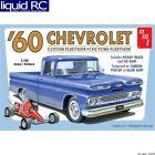 AMT 1063M 1/25 1960 Chevy Fleetside Pickup w/Go Kart 2T