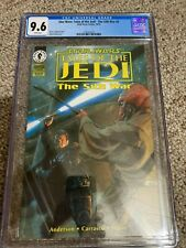 Star Wars: Tales of the Jedi - The Sith War #3 CGC 9.6 (LOW POP)