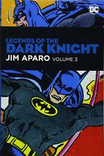 Batman Legends of the Dark Knight Jim Aparo: Vol 3 by Jim Aparo New 2017 HC
