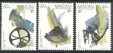 Macau - Nautische Instrumente Satz postfrisch 1994 Mi. 767-769