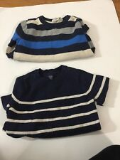 Boys Sweaters Size 5 Lot Of 2