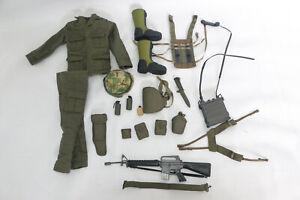 21st Century Toys Ultimate Soldier U.S. Army Radio Telephone Operator Vietnam