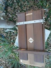Antique 1925 Everitt 210 Globe-Trotter British Industrial Trouser Pants Press