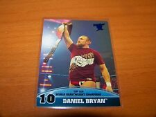 WWE WWF DANIEL BRYAN 2013 TOPPS BEST OF WWE TOP TEN WORLD CHAMPIONS #10