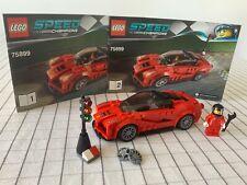 LEGO - SPEED CHAMPIONS : SET 75899 : LA FERRARI