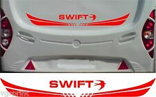 SWIFT CARAVAN/MOTORHOME 2 PIECE KIT DECALS STICKER CHOICE OF COLOUR & SIZE