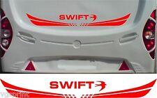 SWIFT CARAVAN/MOTORHOME 2 PIECE KIT DECALS STICKER CHOICE OF COLOUR & SIZE