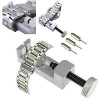 New Metal Adjustable Watch Band Strap Bracelet Link Pin Remover Repair Tool Kit
