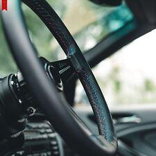 *BMW TRI-COLOR STITCH* VIILANTE MODENA 350mm STEERING WHEEL LEATHER - E36 E36M3