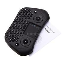 Measy GP800 QWERTY 79 Keys 2.4GHz Wireless Keyboard and Mose for TV box PC M0V9